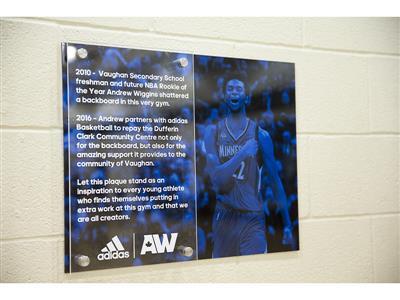 adidas NBA All Star Andrew Wiggins 2
