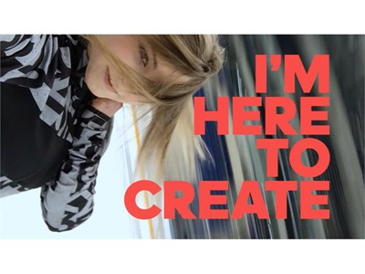 """adidas Premieres Third Chapter of """"I'm Here to Create"""" Films"""