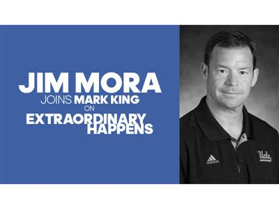 PODCAST: UCLA Coach Jim Mora Joins adidas Group's Mark King