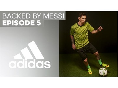 Stars of the future discuss their biggest inspirations in Episode 5 of Backed by Messi