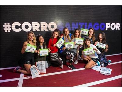 Boost Girls Maratón de Santiago Chile 34