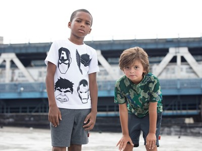 adidas Further Strengthens its Alliance with Marvel's Avengers to Continue its Successful Kids Collection in Spring-Summer 2016