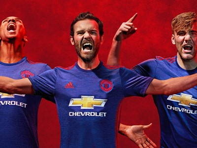 adidas Release New Manchester United Away Jersey for Forthcoming Season