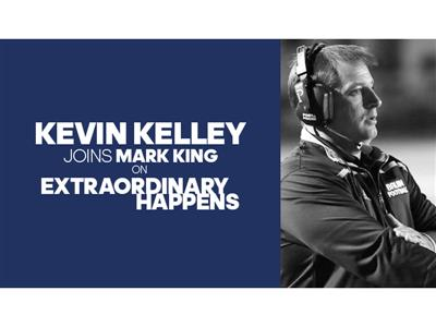 PODCAST: Football Coach Kevin Kelley Joins adidas Group's Mark King