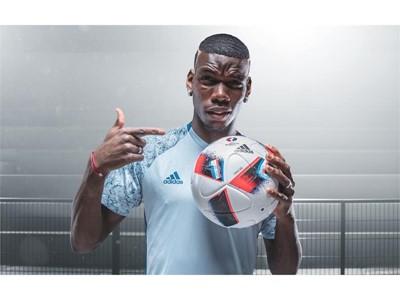 Η adidas λανσάρει την Fracas, την Επίσημη Μπάλα της knock-out φάσης του UEFA EURO 2016
