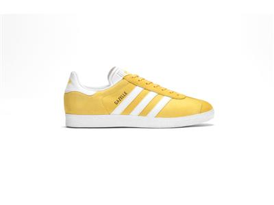 adidas Originals Gazelle FW16 Product Imagery Yellow Lateral