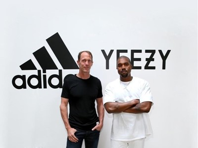adidas and Kanye West Make History with Transformative New Partnership adidas + KANYE WEST