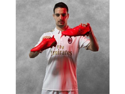 AC MILAN 16-17 Kit Insta Bonaventura PRODUCT Away