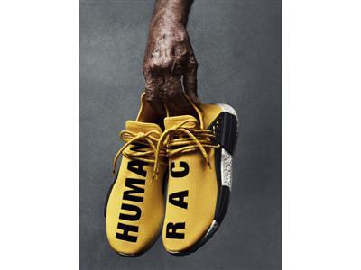 Pharrell Williams und adidas präsentieren den HU NMD