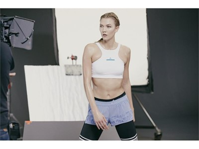 adidas by Stella McCartney FW16 HIIT - Behind the scenes