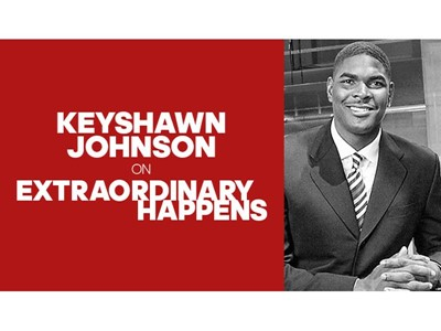 PODCAST: Former NFL Wide Receiver Keyshawn Johnson joins adidas Group's Mark King