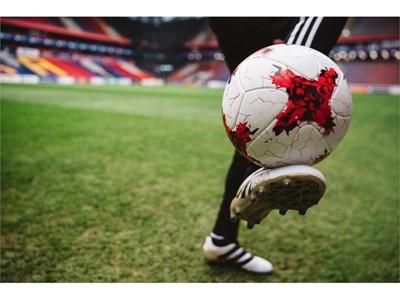 H adidas παρουσιάζει την Krasava, την επίσημη μπάλα για το Κύπελλο Συνομοσπονδιών 2017