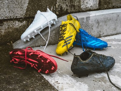 "adidas Football Unveils New ""Dipped"" Cleat Collection"