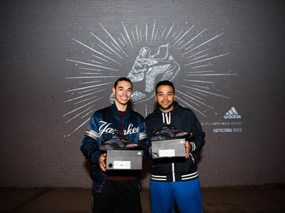 New Yorkers Score Pairs of AlphaBOUNCE XENO Before Black Friday