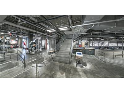 adidas NYC Flagship 5th Ave Interior Shot 3