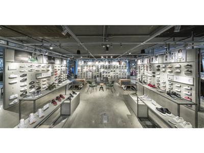 adidas NYC Flagship 5th Ave Interior Shot 5