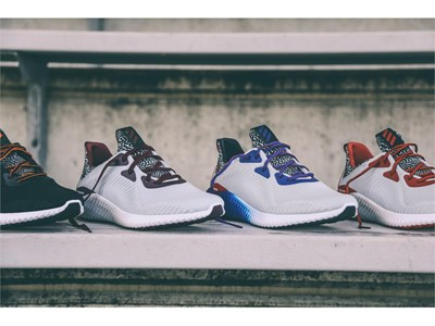 adidas Celebrates Top NCAA Teams with AlphaBOUNCE Limited Bowl Edition