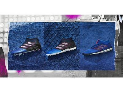 adidas Soccer Introduces Blue Blast Collection