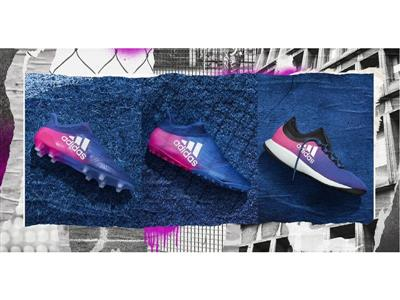 adidas Soccer Adds X16 Blue Blast to Blue Blast Collection