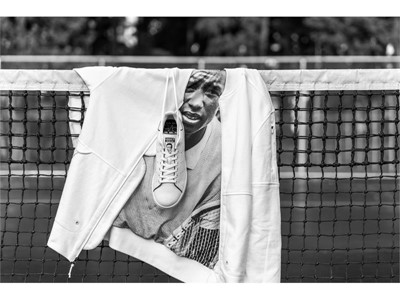 adidas Reveals New Product for 'Arthur Ashe Tribute Collection'
