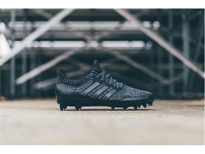 adidas Unveils Triple Black UltraBOOST Cleat