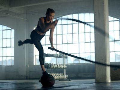 adidas Challenges Athletes to Unleash Their Creativity in 2017 Women's Campaign