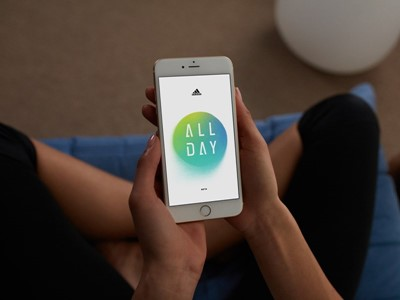 adidas Introduces ALL DAY – New All-Around Fitness App Inspired by Sport