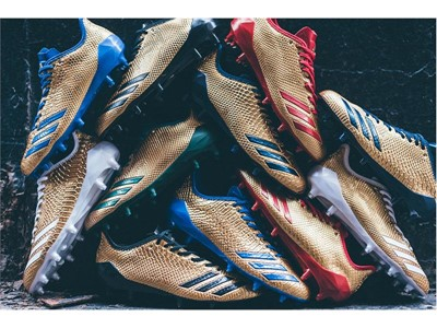"adidas Football adizero 5-Star 6.0 ""Gold Pack"""