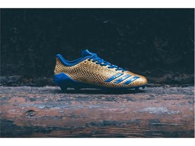 "adidas Football adizero 5-Star 6.0 ""Gold Pack"" Royal Blue 2"