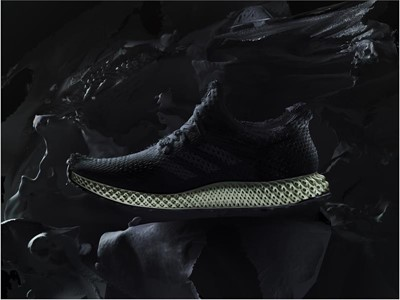 adidas представи за първи път в индустрията употребата на Digital Light Synthesis с Futurecraft 4D
