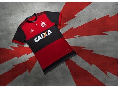 Flamengo Home Jersey 08
