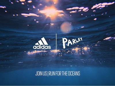 adidas x Parley run for the Oceans – a Global Running movement demonstrating how sport has the power to change lives and inspire positive action
