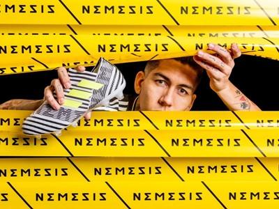 Nemeziz von adidas: Der Fußballschuh für Dribbelkönige