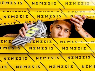 adidas Football Fark Yaratanlar için Tasarlanan Krampon Nemeziz'i Sunuyor