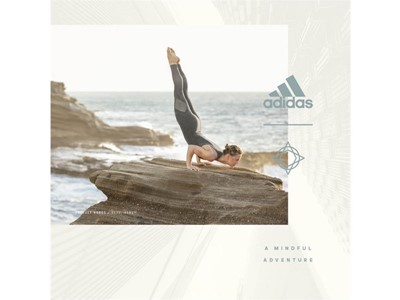 adidas x Wanderlust debut co-branded FW17 collection in time for International Yoga Day