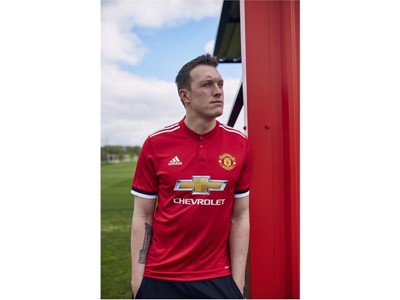 MUFC Home Jones 1