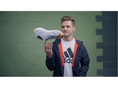 adidas Celebrates Athletes Who Choose to Change the Conversation in Sport through Creativity
