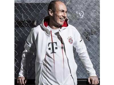 FC Bayern UCL-Trikot 6