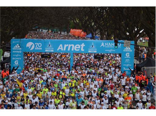 Maraton 42K Buenos Aires