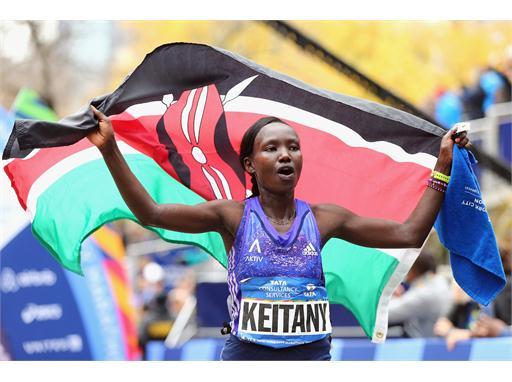 Мери Кейтани победи за втори пореден път в  нюйоркския маратон с помощта на Energy Return от серията BOOST