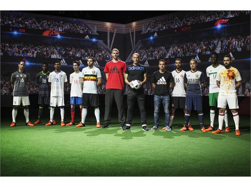 adidas Provides A Glimpse Into The Future With 360o Digital Soccer Experience