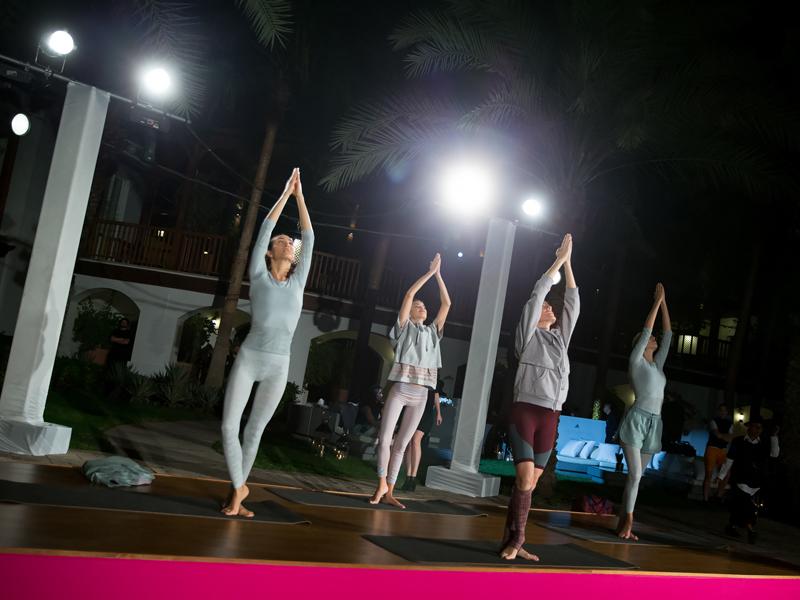 adidas by Stella McCartney Spring/Summer 2016 Dubai Launch Event 44