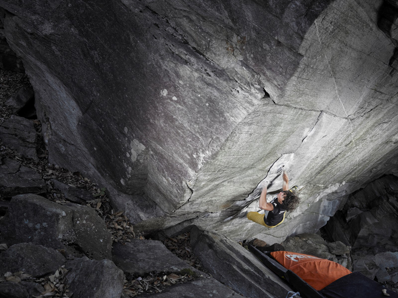 Climber Fabian Buhl joins adidas Outdoor
