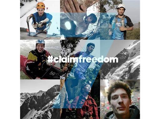 #claimfreedom Winners