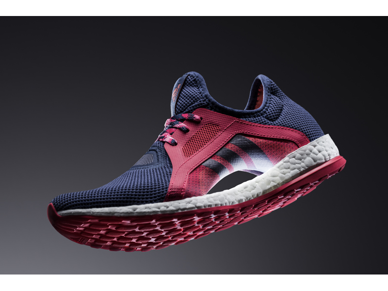 adidas Performance Womens Response Boost Techfit Running Shoe