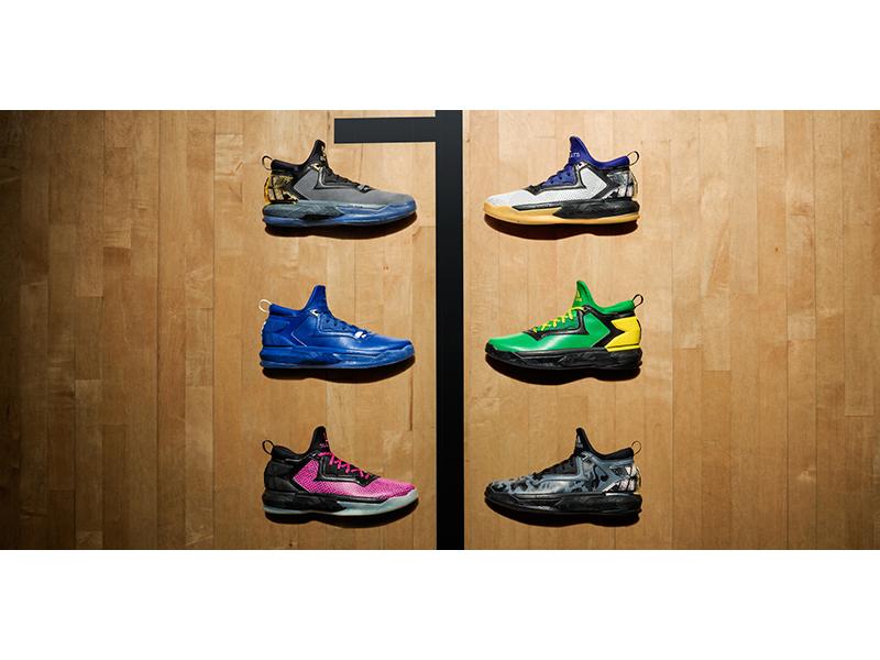 adidas NEWS STREAM : Damian Lillard and adidas launch ...
