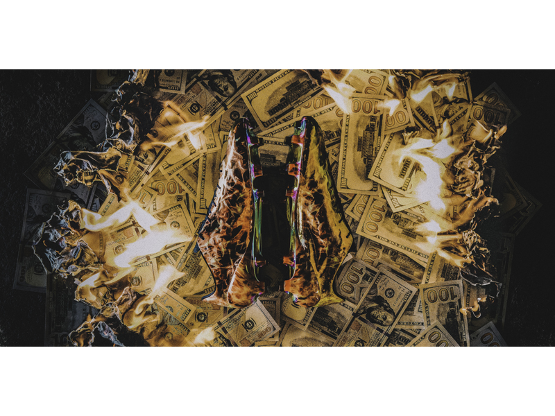 adidas Money Fire UncagedAdizero 1