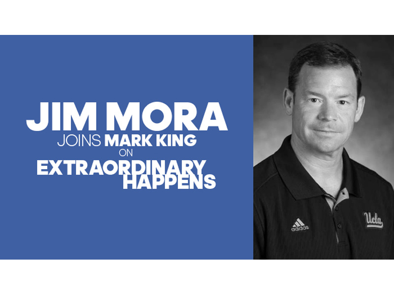 Extraordinary Happens Episode Art - Jim Mora 03 08 16