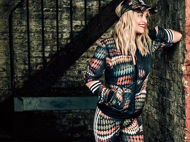 adidas Originals by Rita Ora - Artistic Lights Pack 1