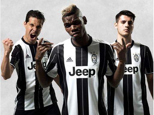 Juventus FC Home Kit